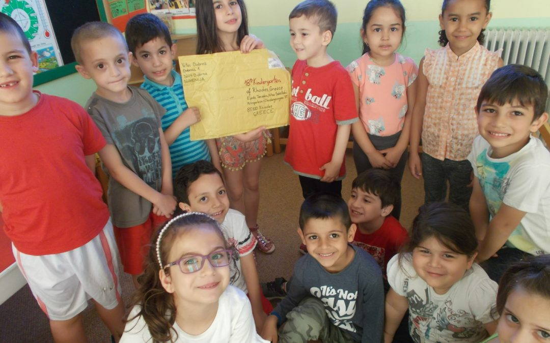 The letter from Dobrna